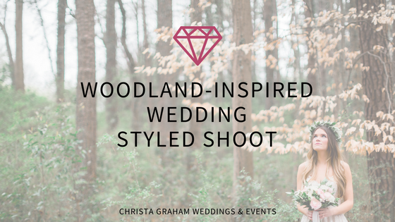 Woodland wedding | Styled Shoot | Outdoor wedding