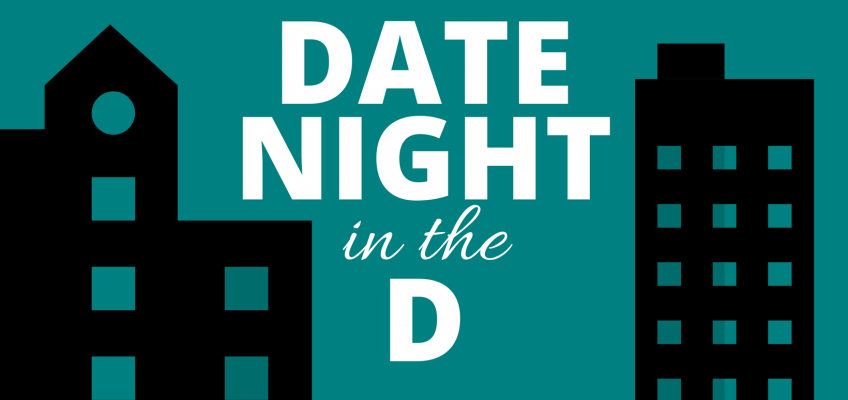 Date Night in the D Podcast Episode 000: Introduction