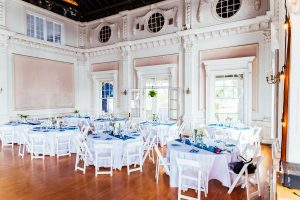 Best Wedding Venues in Metro Detroit | Belle Isle Boat House | Christa Graham Weddings and Events | Detroit Wedding Planner