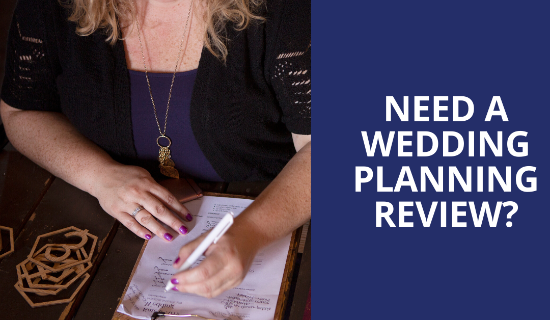 Wedding Planning Review