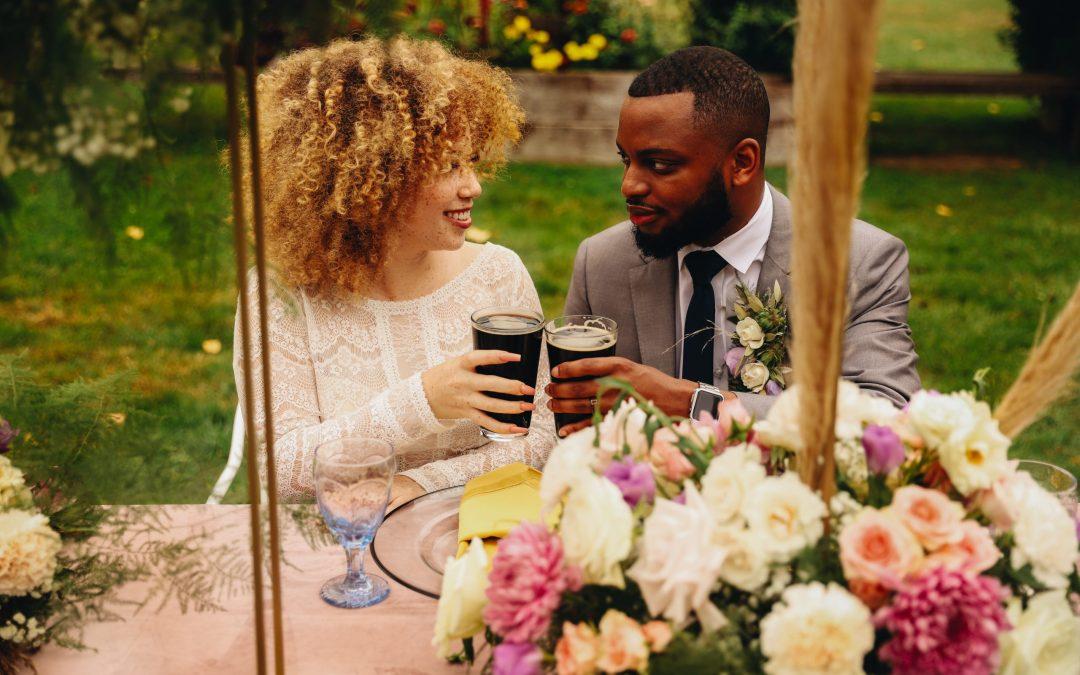 Wedding Inspiration: Modernizing the Vintage Vibe in Wedding Design